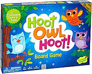 Peaceable Kingdom Hoot Owl Hoot! Award Winning Cooperative Game for Kids (Ages 4 and up)