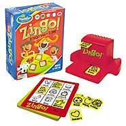 ThinkFun Zingo (Ages 4-8)
