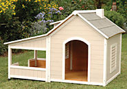 Dog house air conditioner