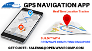 GPS Navigation App Developers in Singapore