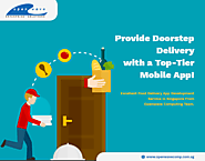 User-Friendly Food Delivery App Development Services From Openwave Computing Singapore