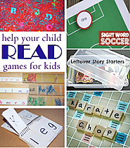 10 Reading Games for Kids to Make Learning Fun