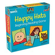 Bob Books Happy Hats Beginning Reading Game Line (Age 4 and up)