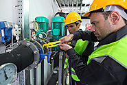 Pipe Fitters Play Key Role in Moving Liquids and Gases