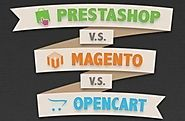 Prestashop Vs Magento Vs Opencart Comparison