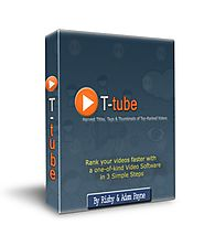 T-Tube Review - T-Tube DEMO & BONUS