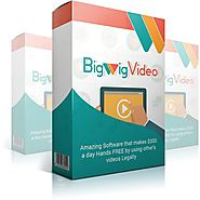 BigWigVideo Review-(FREE) $32,000 Bonus & Discount