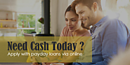 Need Cash Today! Apply With Short Term Payday Loans Via Online And Get Adorable Money In Account