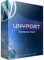 Unyport Wordpress Theme review demo and premium bonus