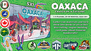 Oaxaca: A Dice-Rolling, Engine-Building Card Game