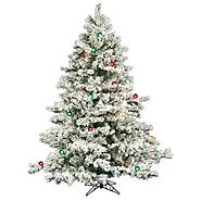 Best Flocked Fake Christmas Trees 2016 - Absolute Christmas