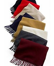 Cashmere Scarves Wraps for Women and Men Online | Yours Elegantly