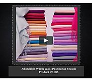 Pashmina Wool Shawls and Cashmere Wool Shawls best sale at YoursElegantly