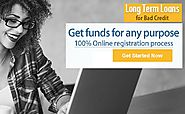 Installment Fast Cash Loans with Long Term Repayment Options