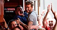 David Beckham stars in AMAZING new Sky Sports advert