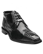Lizard Skin Boots For Men In Effective Designs