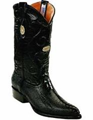 Ostrich Cowboy Boots- Distinct And Fashionable
