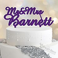 Giftware Direct Offers Custom Made Cake Toppers