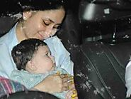 Tusshar Kapoor's son's birthday bash: Kareena and son Taimur are the royal guests