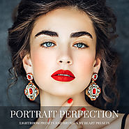 Portrait lightroom presets and brushes (40% off)