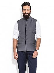 Website at http://www.bharatplaza.com/men/jackets/nehru-jacket.html