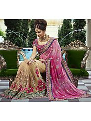 Designer Bollywood Sarees