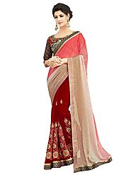 Party Wear Sarees Collection By Bharatplaza