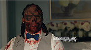 DeAngelo Williams Had a Giant Walking Dead-Themed Wedding