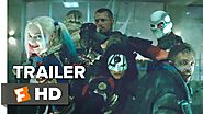 Suicide Squad Official Comic-Con Remix Trailer (2016)