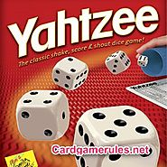 Get instruction of Yahtzee game