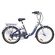 Buy Powacycle Windsor LPX Electric Bike from The Electric Motor Shop
