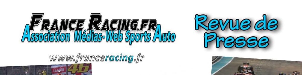 Headline for FranceRacing