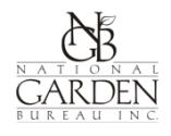 National Garden Bureau|Gardening Information