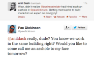 Controversial CTO Pax Dickinson Is Out at Business Insider