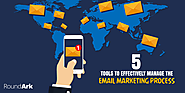 5 Tools to Effectively Manage the Email Marketing Process - RoundArk