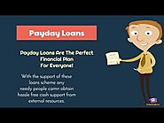 Payday Loans- Avail Fast Cash Support For Your Financial Crisis Situation!
