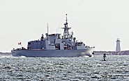 Canadian Warship Hit By Outbreak of Hand, Foot and Mouth Disease