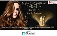 Mythic Oil Spa Ritual for Dry Hair