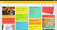 Using Google Keep in the Classroom ~ AppsEvents Community Blog | EdTech & Google for Education Insights
