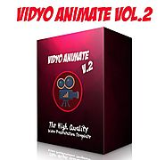 Vidyo Animate Vol 2 review- Vidyo Animate Vol 2 $27,300 bonus & discount