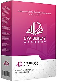 CPA Display Academy review-$26,800 bonus & discount
