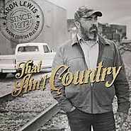 #20 Aaron Lewis - That Ain't Country (Debut)
