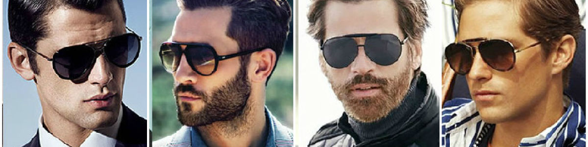 Headline for Top Sunglass Types for Men – Look Fabulous