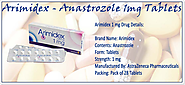 Buy Arimidex Online | Arimidex Anastrozole 1mg Tablets | Breast Cancer Drugs USA Supply