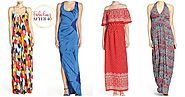 Sizzling Summer Party Dresses for Women Who Love Maxis