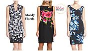 How to Wear Dark Florals
