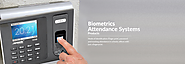 Fingerprint Time Attendance- Avazonic