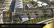 Aurum Real Estate takes delight in introducing you to The Polo Residence. With 900, 000 Sq Ft of open lush green spac...