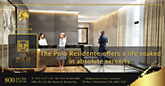 Feel a sense of calmness spreading through you, as Aurum Real Estate shows you aound The Polo Residence. For more det...