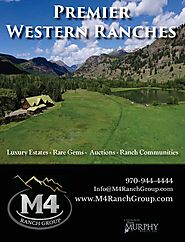 Colorado cattle ranch for sale - m4ranchgroup.com